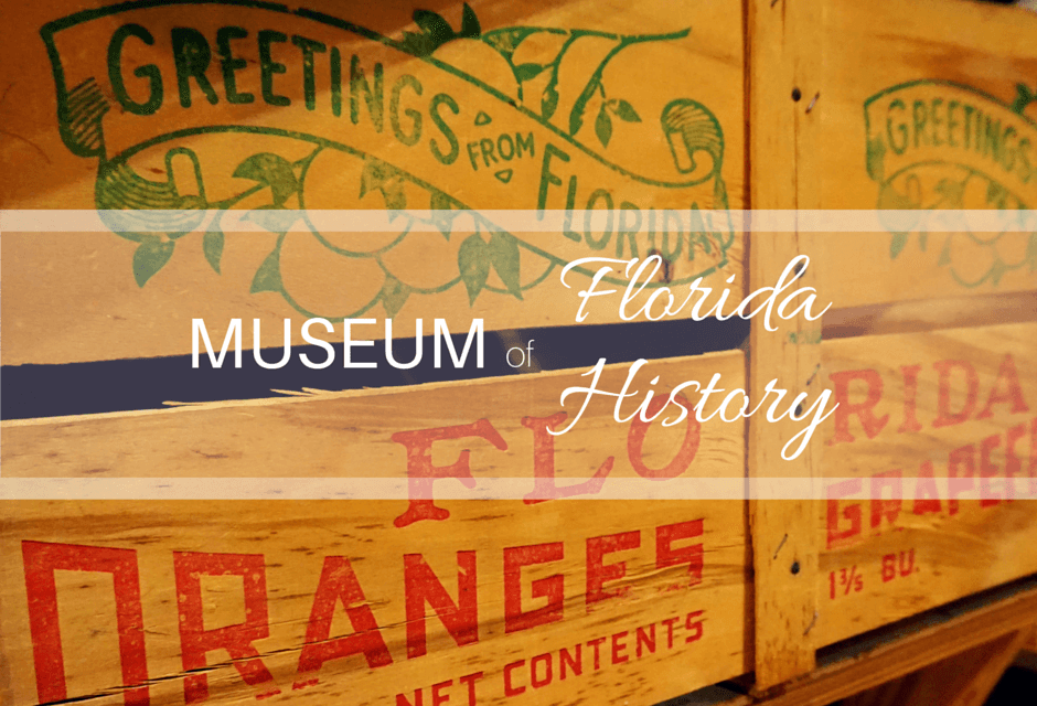 A Visit To The Museum Of Florida History