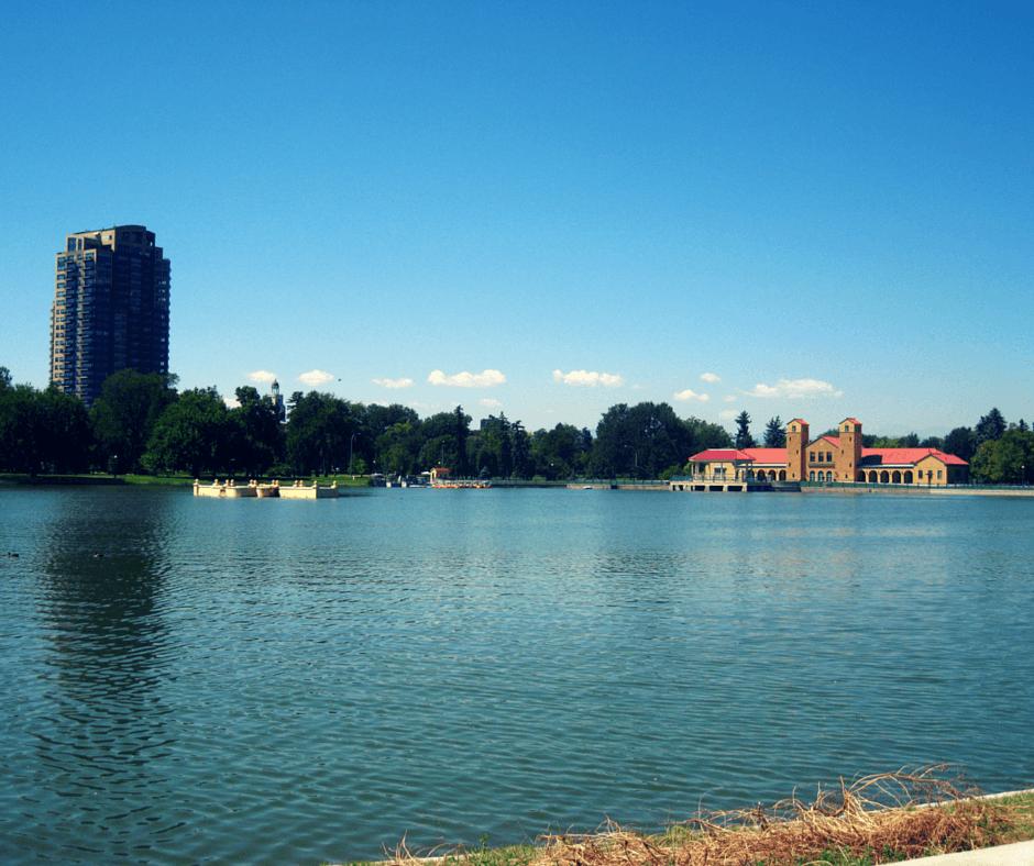 City Park is consideredDenver's version of New York City's Central Park
