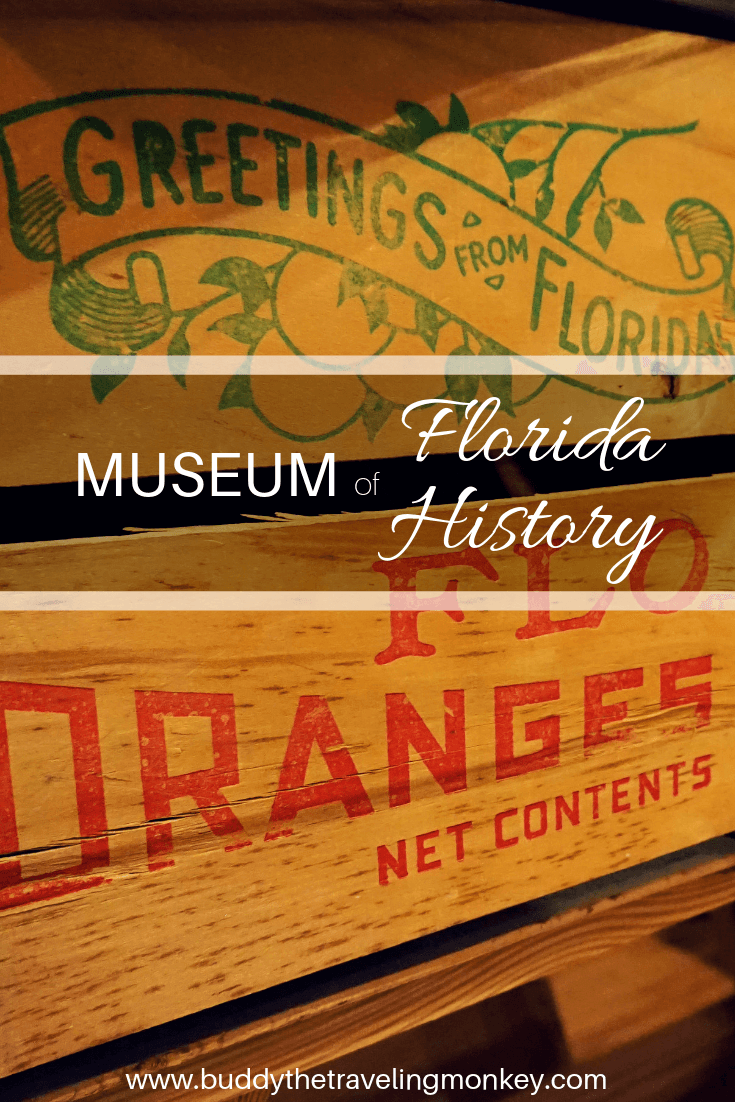 The Museum of Florida History is one of the best museums in Tallahassee. It has awesome artifacts, fun interactive displays, and it's FREE!