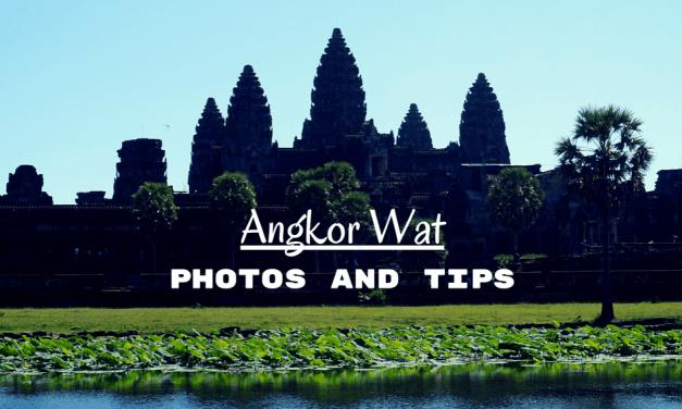 Angkor Wat: Photos And Tips