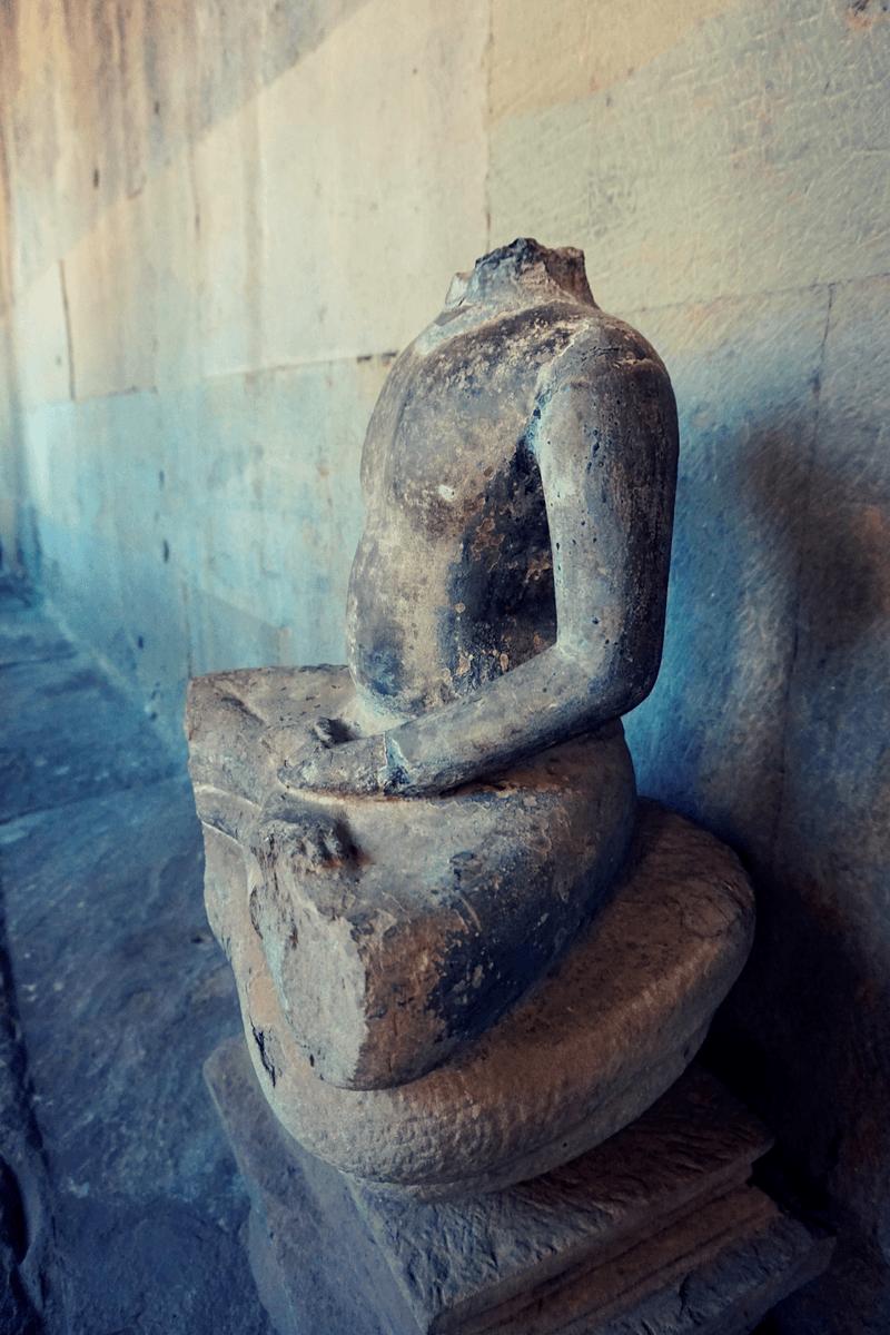 Buddy The Traveling Monkey Angkor Wat