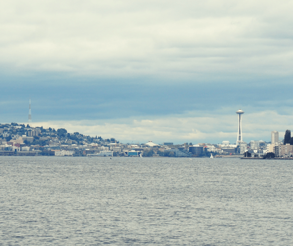 View of Seattle, Washington