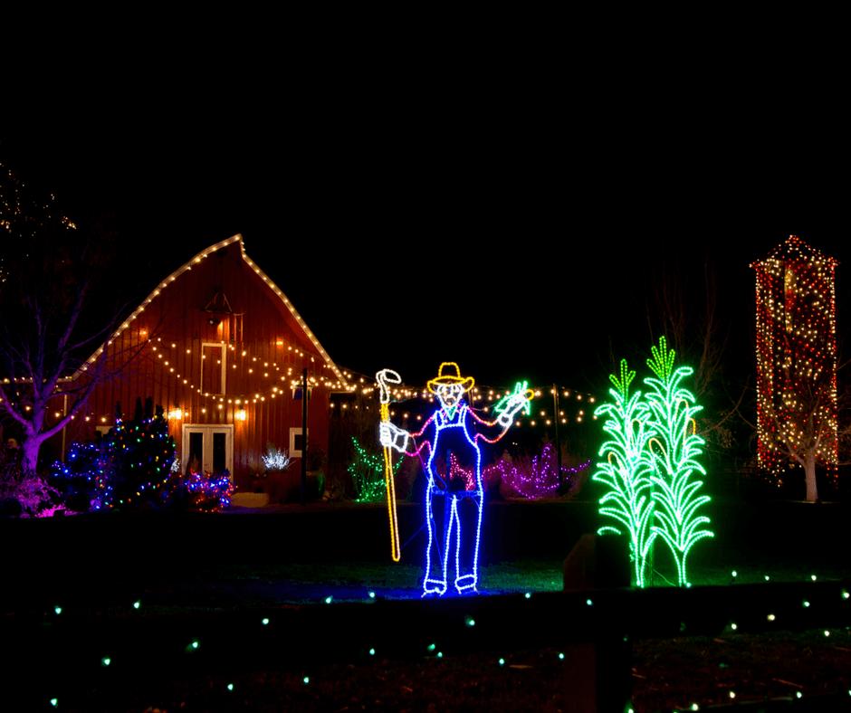 Love Christmas Lights Denver