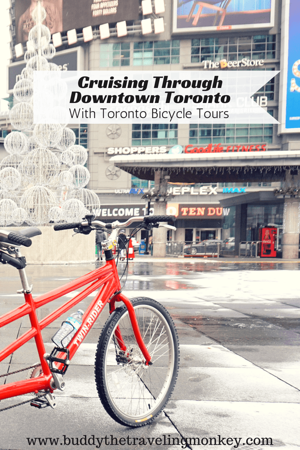 Learn about the history and culture of Toronto on this fun bike tour that takes you through the heart of downtown Toronto.