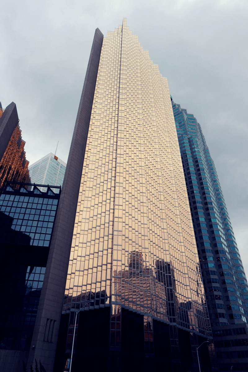 Royal Bank Plaza in Toronto