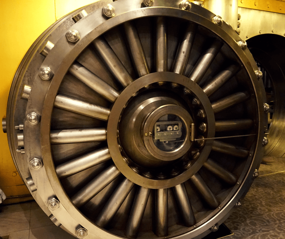 Inside the vault at One King West