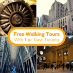 Free Walking Tours With Tour Guys Toronto