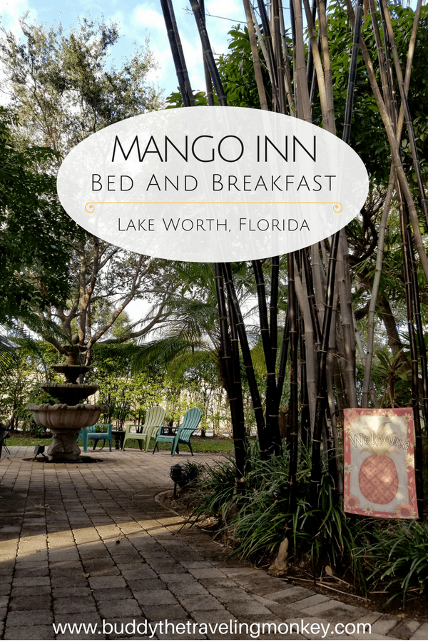 In a secluded neighborhood, but still only a 10 minute walk from downtown Lake Worth, the Mango Inn is the perfect spot for your weekend getaway.