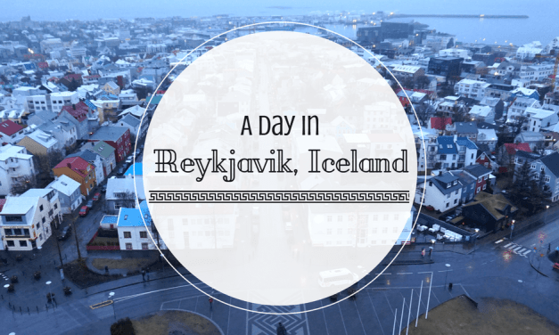 A Day In Reykjavik, Iceland