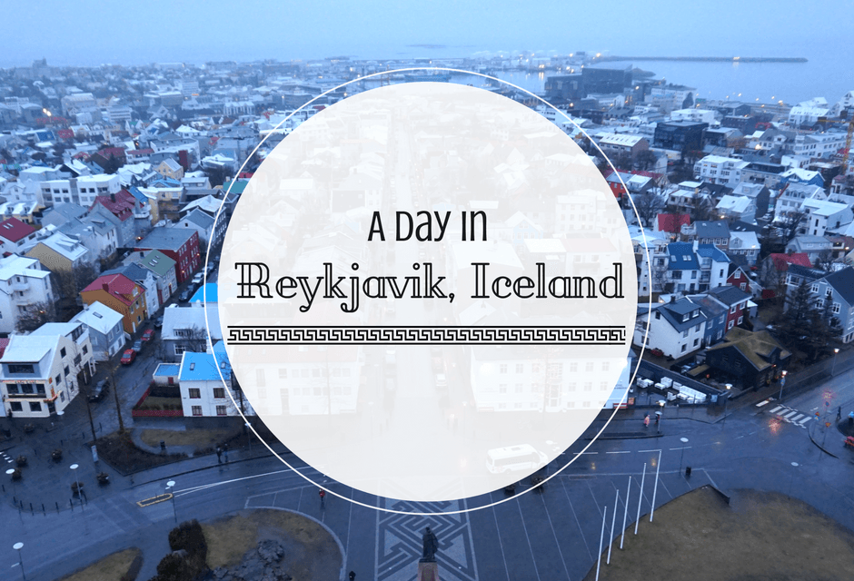 A Day In Reykjavik, Iceland