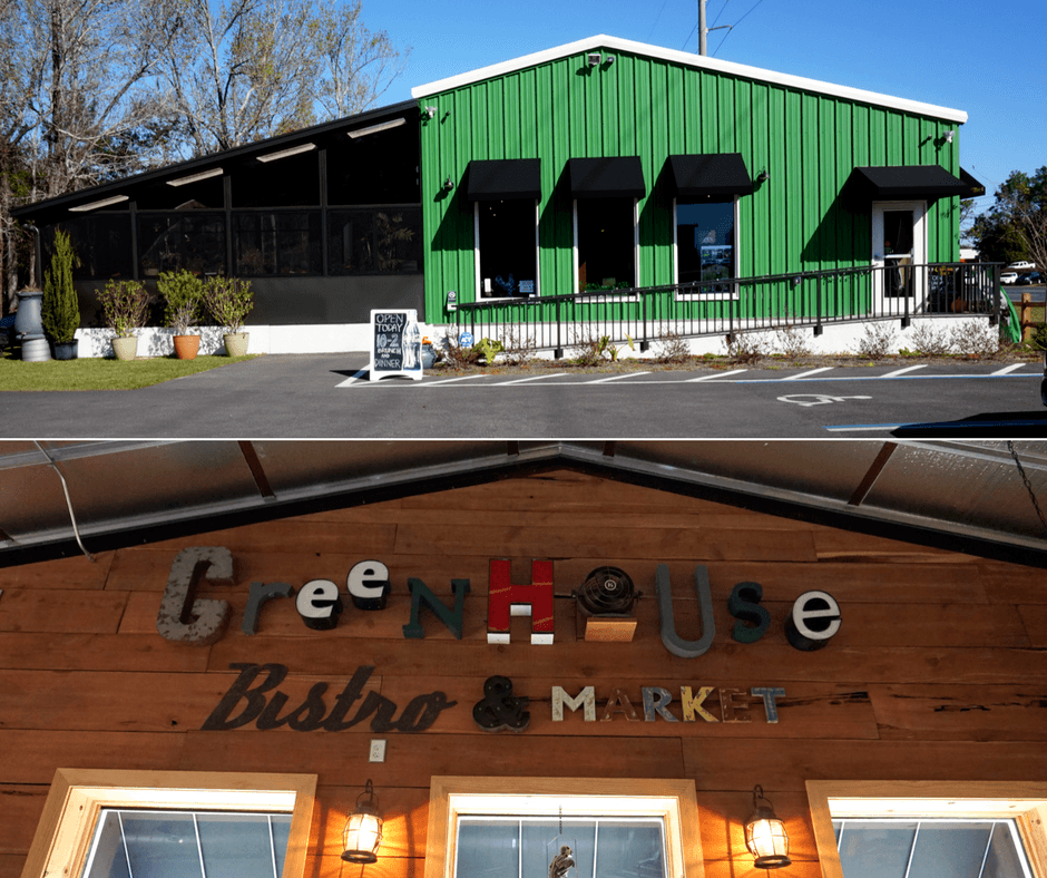The Greenhouse Bistro & Market