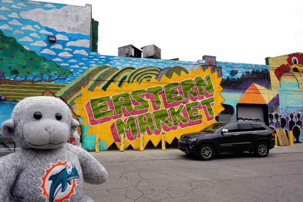 eastern market street art