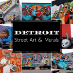 Detroit Street Art And Murals