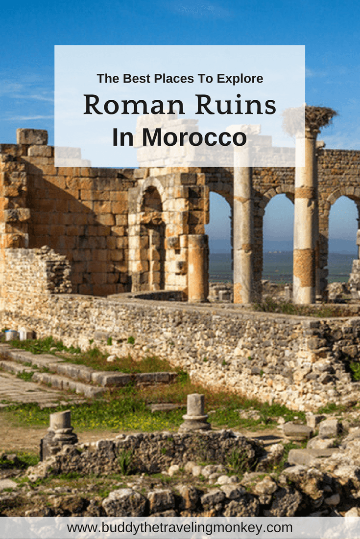 Not many people travel to Morocco with the intention of seeing a piece of ancient Italy, but these Roman ruins aren't something to be missed.