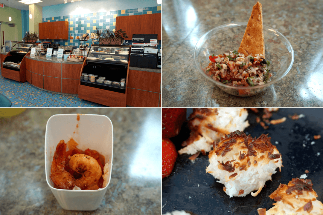 Sailfish Cafe (culinary incubator program) in Boynton Beach Library in Downtown Boynton Beach