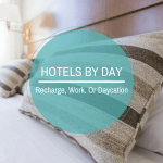 Hotels By Day: The Perfect Way To Recharge, Work, Or Daycation