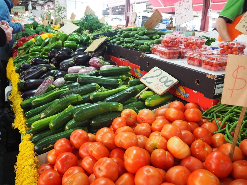 Queen Victoria Market fruit