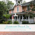 Best Place To Stay In Gainesville, Florida: Sweetwater Branch Inn