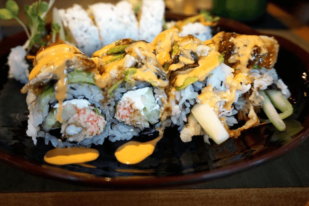 best sushi in Gainesville