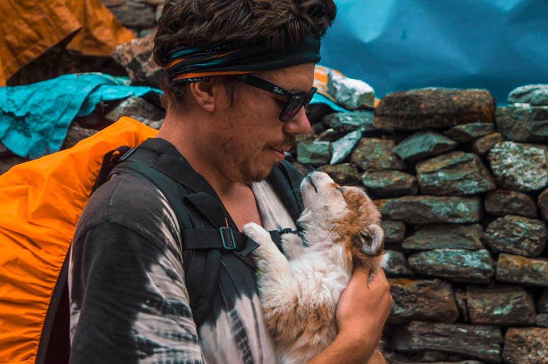 trekking the Annapurna Circuit in Nepal