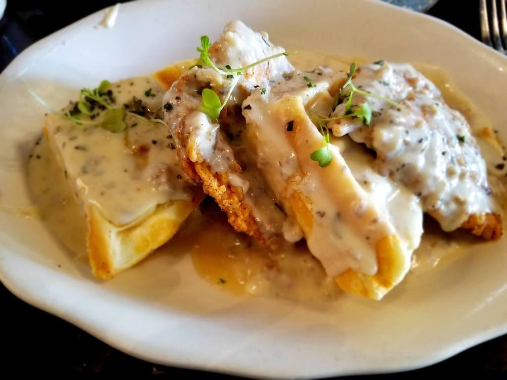 best chicken and waffles in Denver