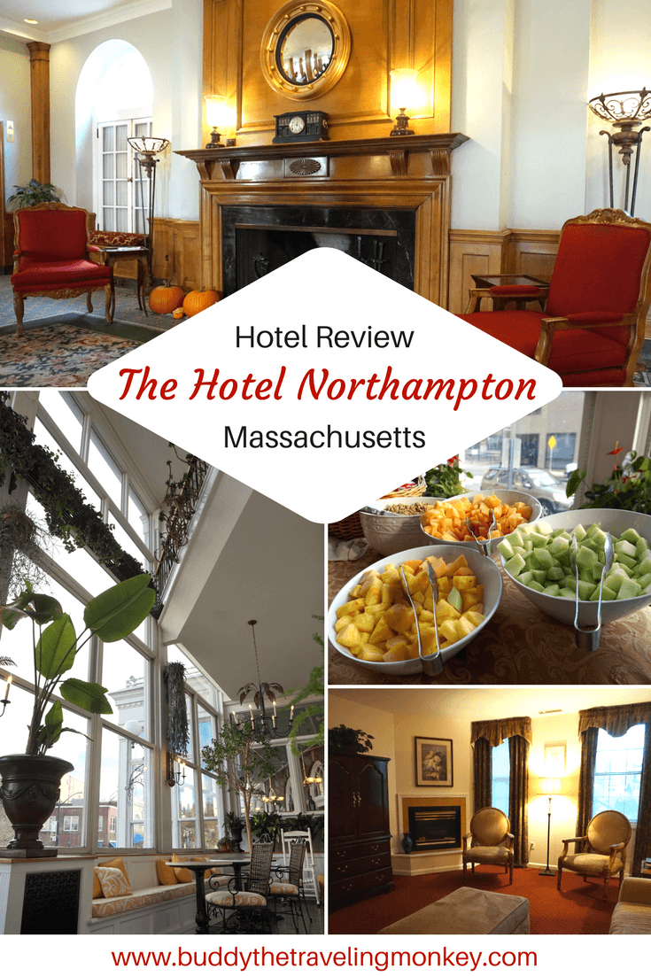 If you're heading to Hampshire County, Massachusetts and are looking for Northampton accommodation, we recommend staying at The Hotel Northampton. This boutique hotel is conveniently located in the heart of downtown Northampton and offers its guests impeccable service and outstanding amenities.