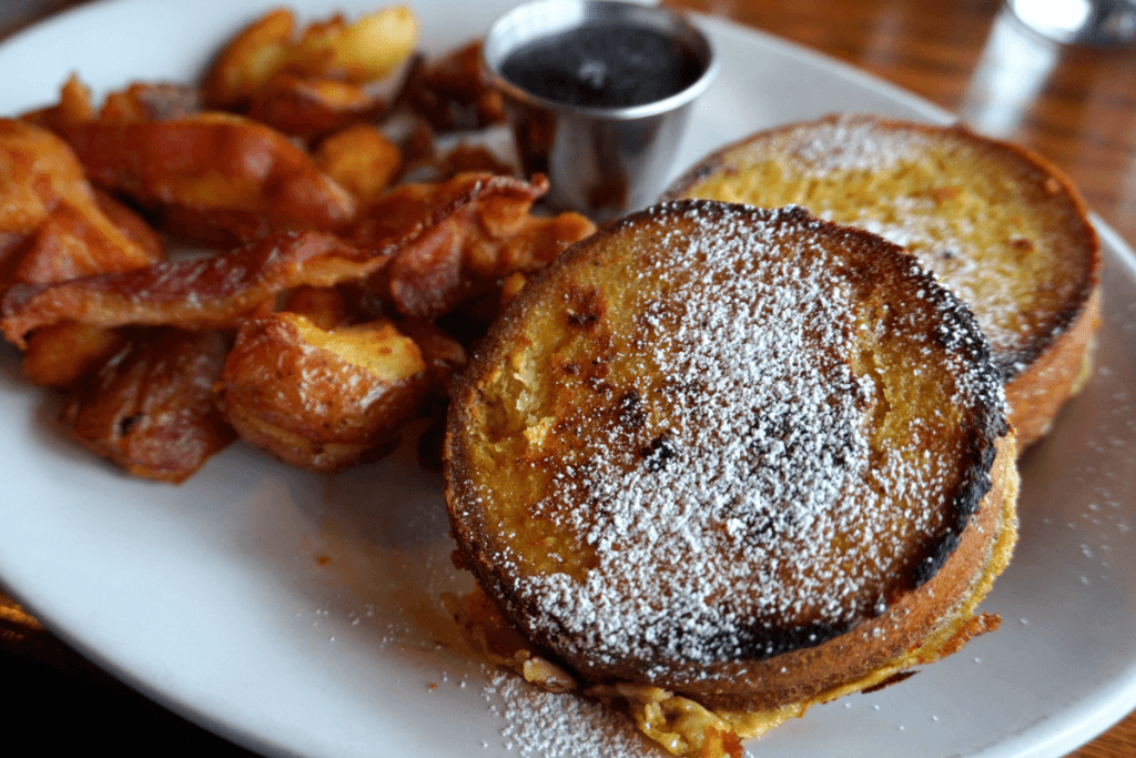 Brioche French Toast at Room 39