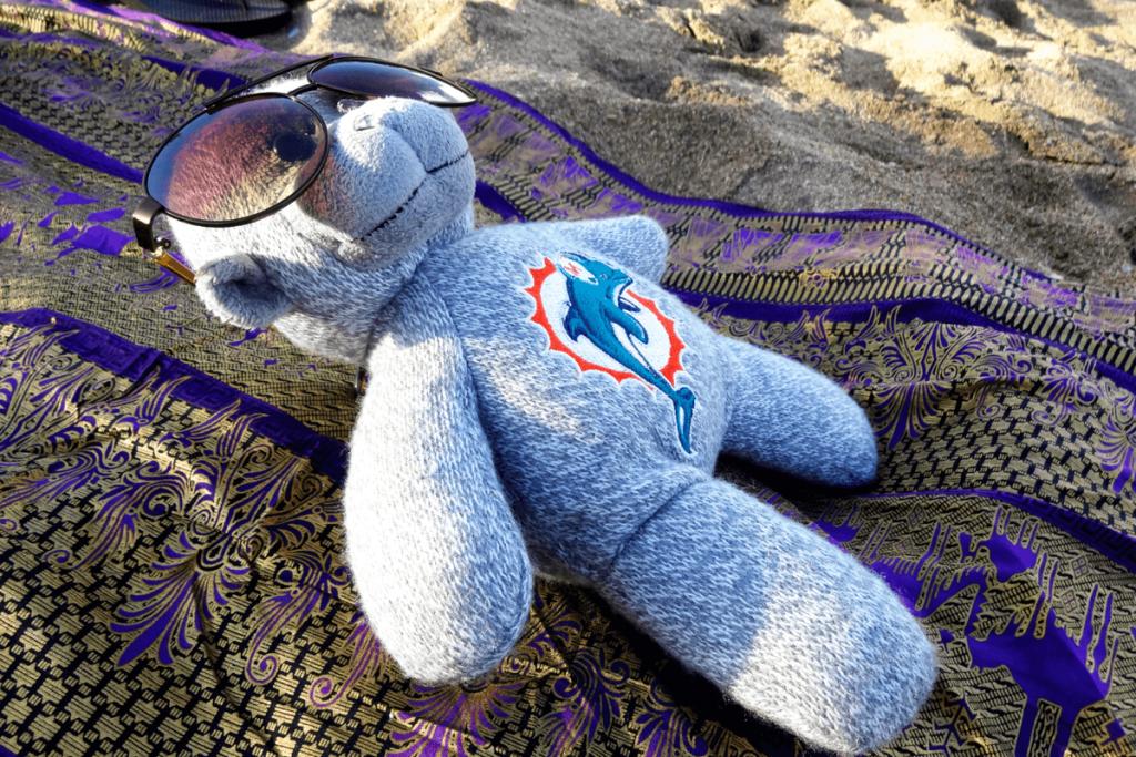 Sun bathing on Kuta Beach