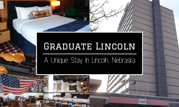 Graduate Hotel Lincoln: A Unique Stay In Lincoln, Nebraska