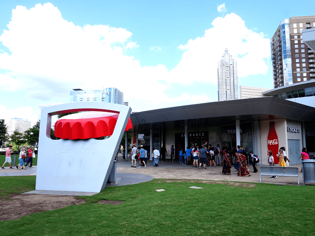 World of Coca-Cola is one of the Atlanta CityPASS attractions