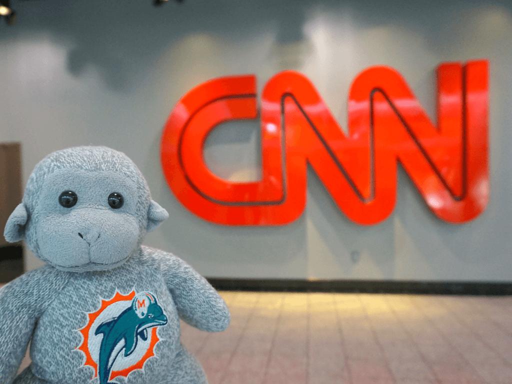 CNN Studio Tours is a Atlanta CityPASS attraction