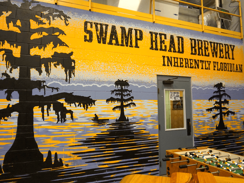 """Swamp Head Brewery is """"Inherently Floridian"""""""
