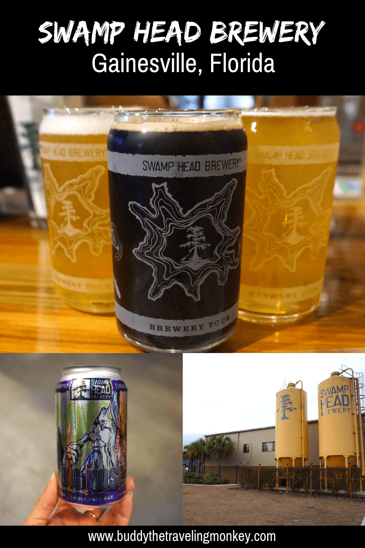 Swamp Head Brewery is all about beer, fun, and the local community. Click to read why you need to visit this inspiring Gainesville brewery!