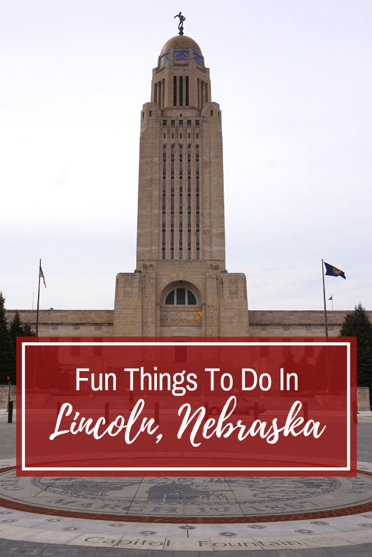 Click to read this complete list of fun things to do in Lincoln, Nebraska. And the best part? Most of these Lincoln attractions are free!