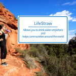 LifeStraw: Drink Water Anywhere And Help Communities Worldwide