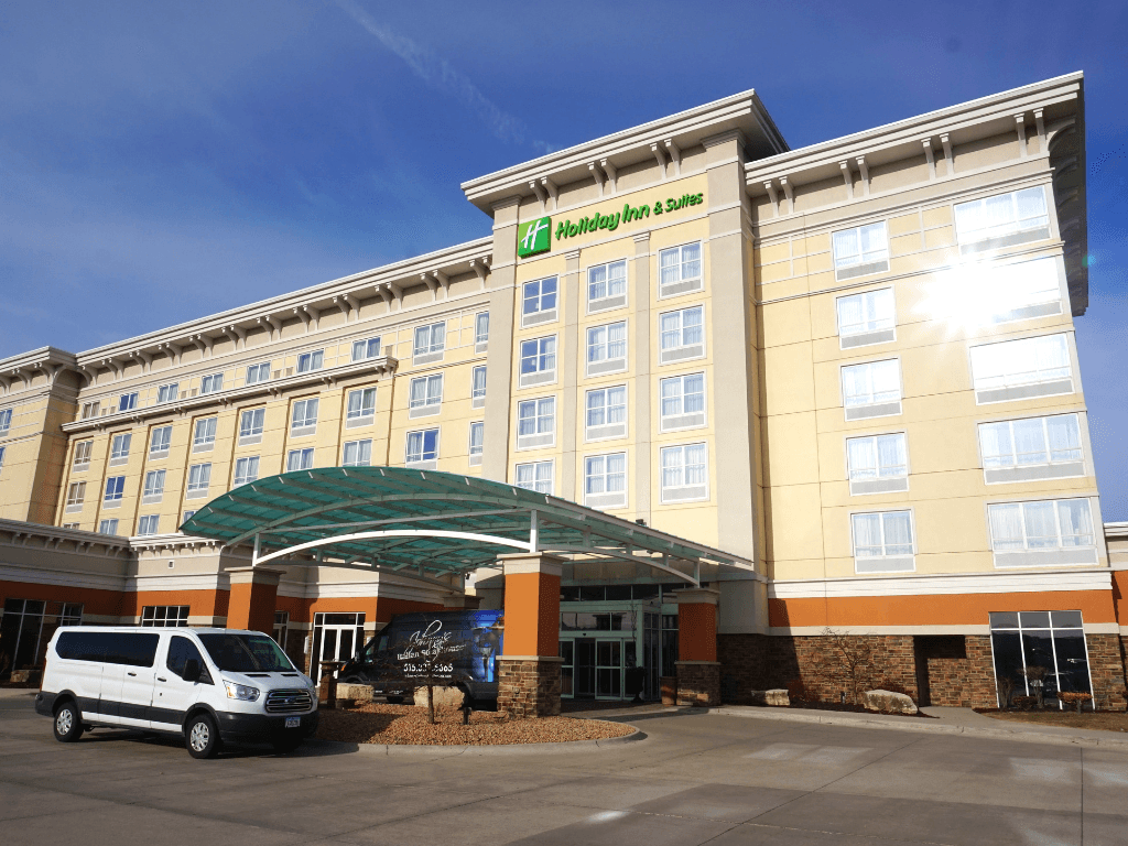 where to stay in Des Moines