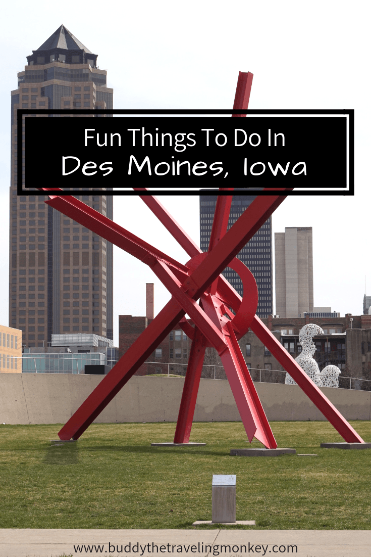 If you're looking for fun things to do In Des Moines, Iowa we've got a great list! Our post also includes suggestions for where to eat in Des Moines and where to stay in Des Moines.