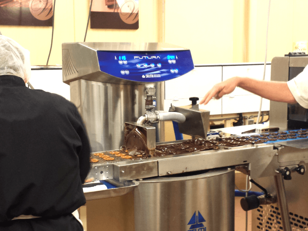 We learned a lot on our St. Augustine chocolate tour at Whetstone Chocolate Factory, one of the top St. Augustine attractions