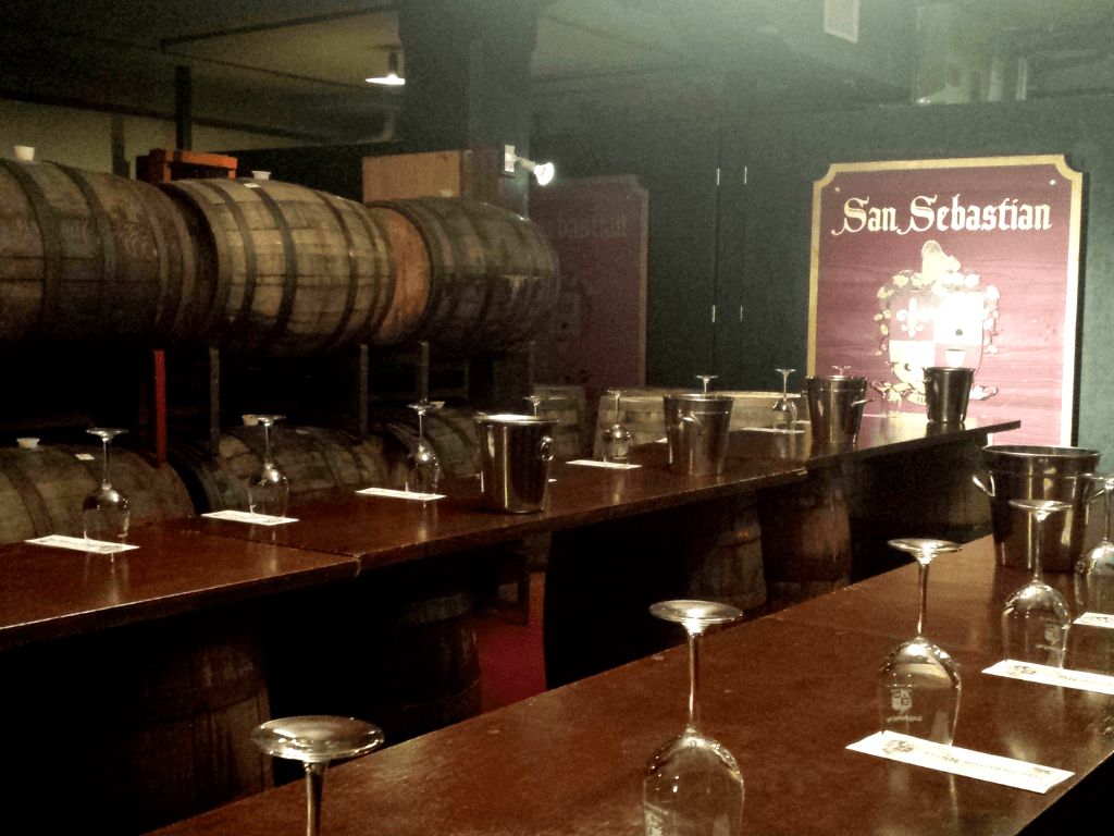 Free things to do in St. Augustine include wine tasting tours at San Sebastian Winery