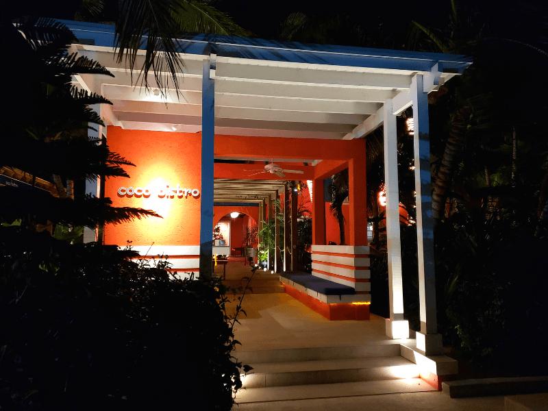 Coco Bistro, Providenciales, Turks and Caicos