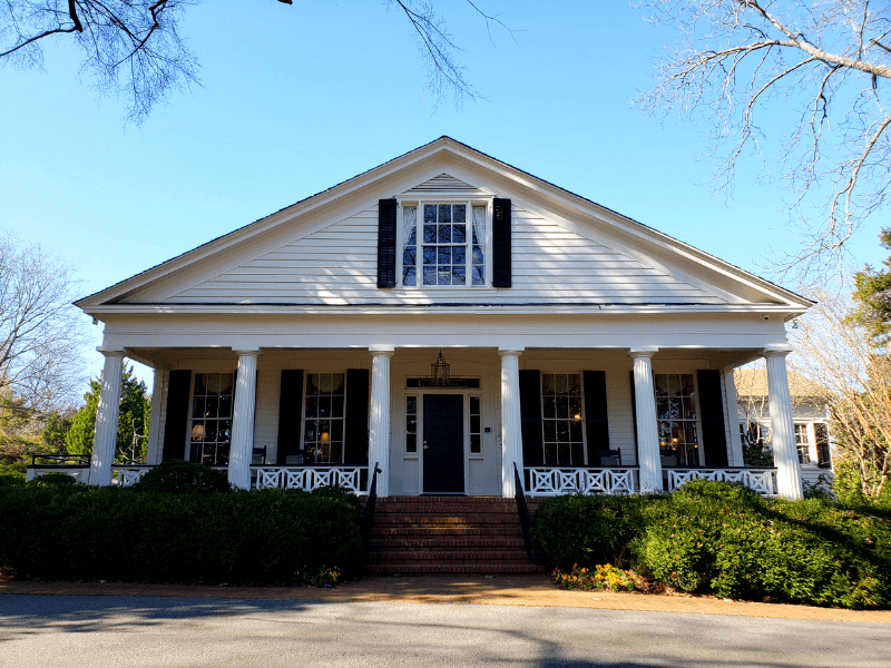 Gone with the Wind Museum is one of the top things to do in Marietta Georgia
