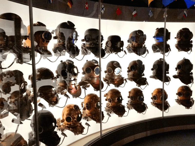 History of Diving Museum on Islamorada