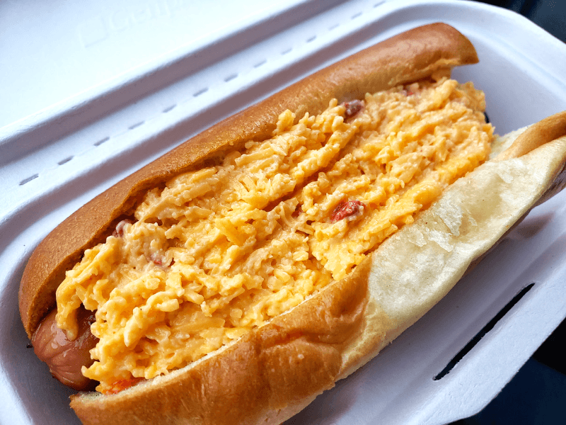 Pimento Cheese Weenie from I Dream of Weenie