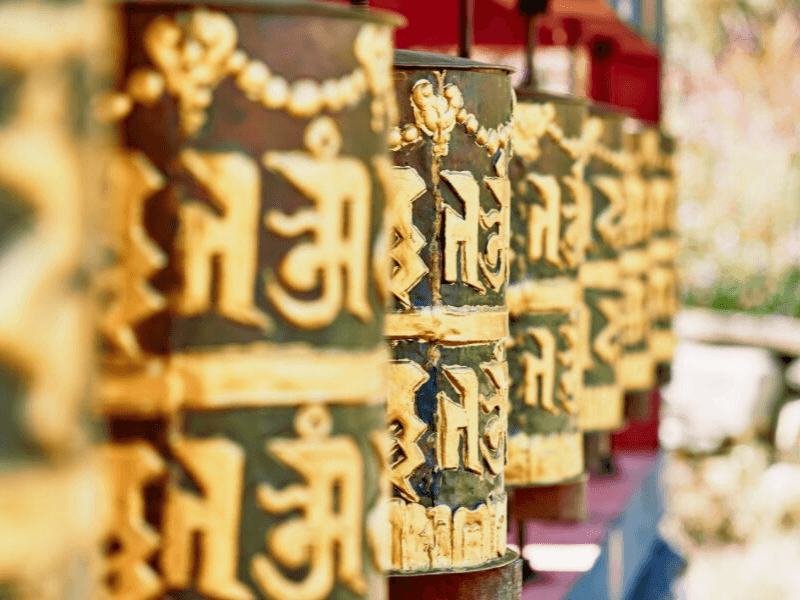 Bhutan is known for its monasteries
