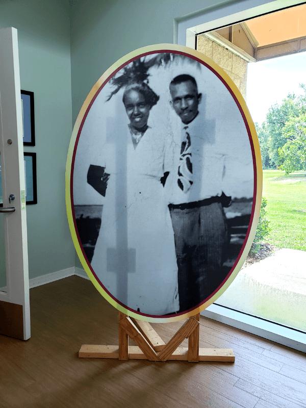 Harry and Harriette Moore
