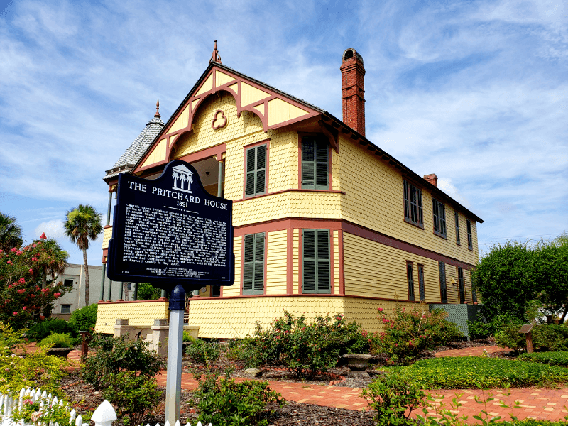 The Pritchard House Museum