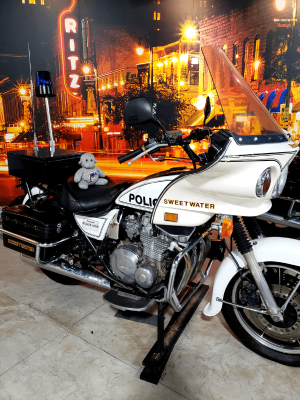 Inside the American Police Hall of Fame & Museum