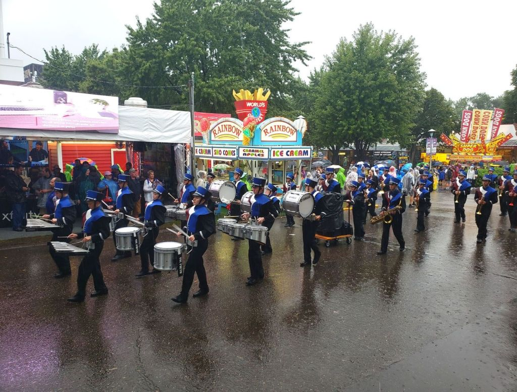 Minnesota State Fair parade takes place daily at 2pm