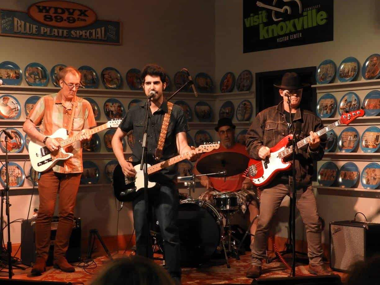 Wednesday, Sept. 14th: Pete Mancini & The Hillside Airmen