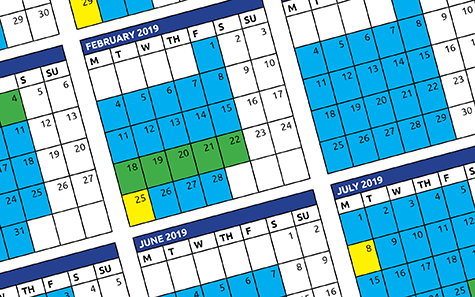 Budehaven Community School » 2018 – 2019 Term dates